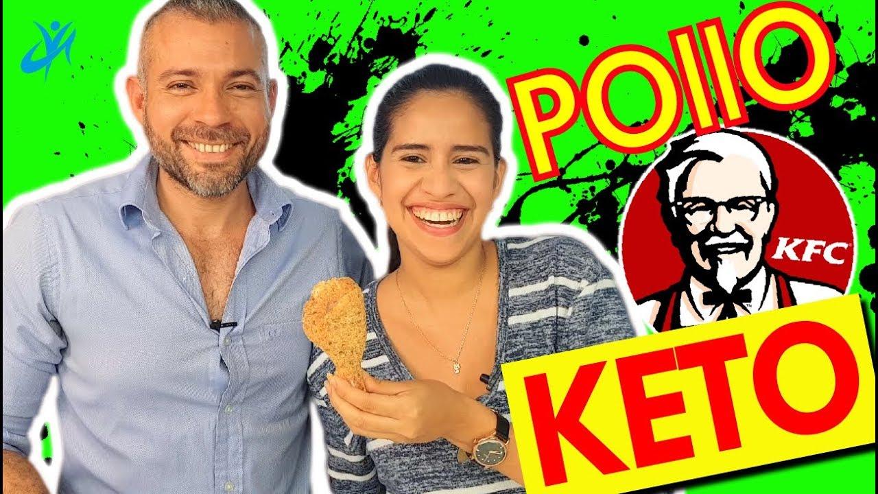 ¿Qué puedo comer en KFC en la dieta cetosis?