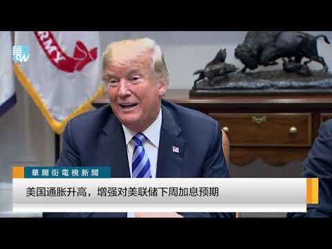 今日华尔街 | 贸易战已重创中国经济;在华美企打道回府;全球股市大缩水(20181213-1)