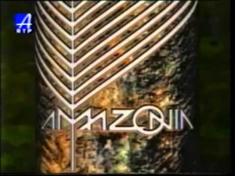AMAZÔNIA (Rede Manchete - 1991) Tema de Abertura Completo