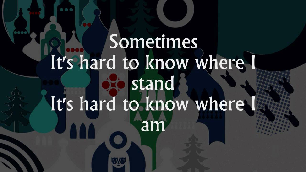 Keane Hd: Is It Any Wonder? (lyrics) [HD]