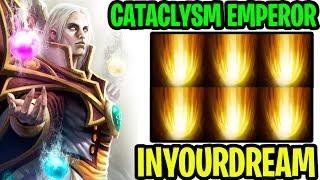 Cataclysm Emperor - Inyoudream Invoker TOP 1 WORLD - Dota 2
