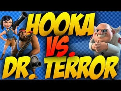 Boom Beach Dr Terror Hq
