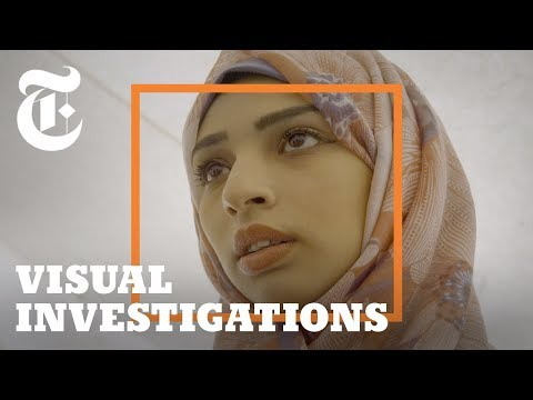 How an Israeli Soldier Killed Palestinian Medic Rouzan al-Najjar | NYT - Visual Investigations