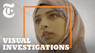 how-an-israeli-soldier-killed-palestinian-medic-rouzan-al-najjar-nyt-visual-investigations