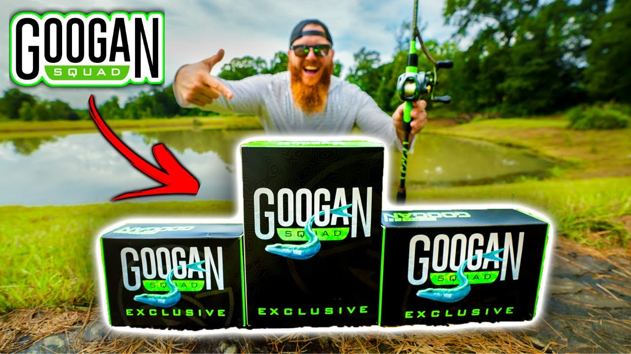 **NEW** Googan Squad BUNDLES are LOADED w/ My FAVORITE Lures (Watch Video Closely!!)