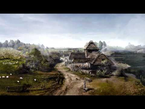 The Witcher 3: Wild Hunt - Novigrad City Night/Ambience Theme Extended - Unofficial Soundtrack