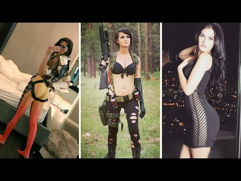 SSSNIPERWOLF FAP TRIBUTE - SEXY PICS COMPILATION [2017]