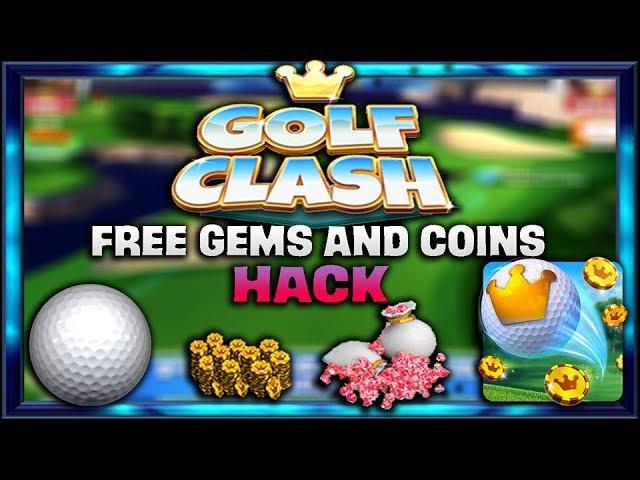 10++ Appsmob golf clash hack ideas