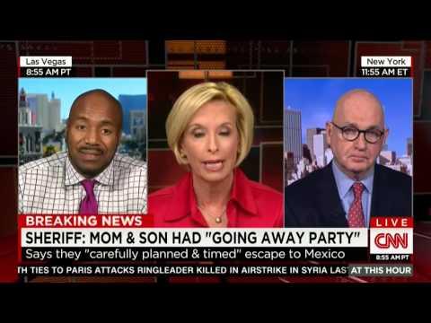 Professor Paul Butler Discusses Class vs Race in Justice on CNN