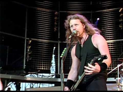 Metallica - Enter Sandman (Live - Moscow, Russia - 1991) [REMASTERED VIDEO & AUDIO]