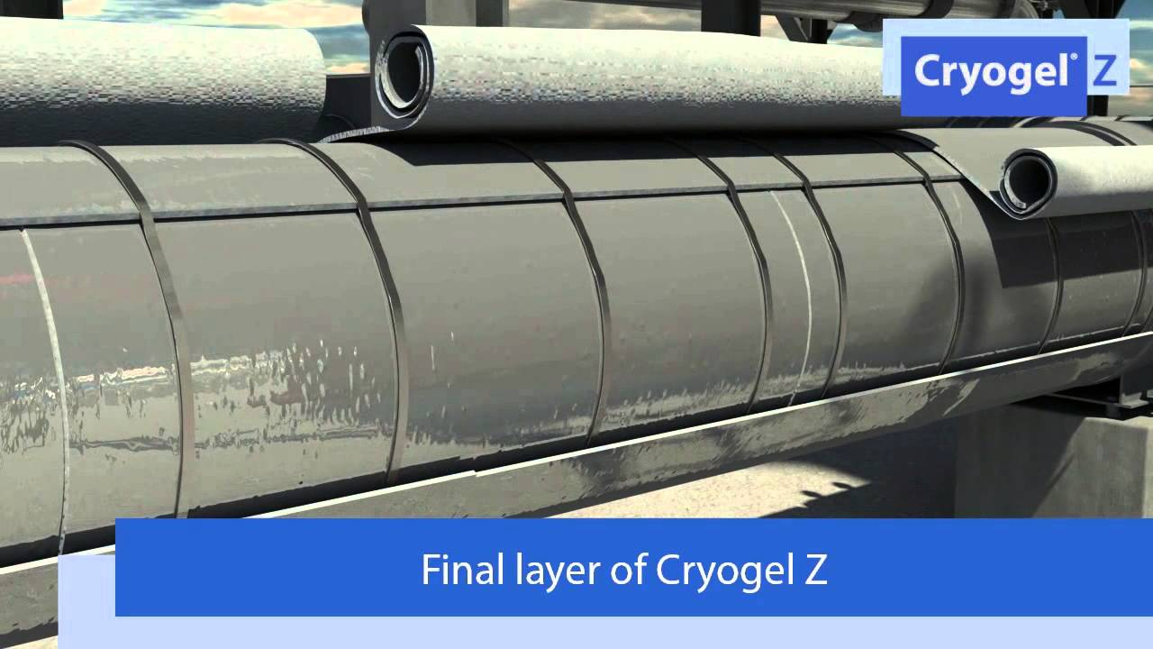 Cryogel - General Insulation