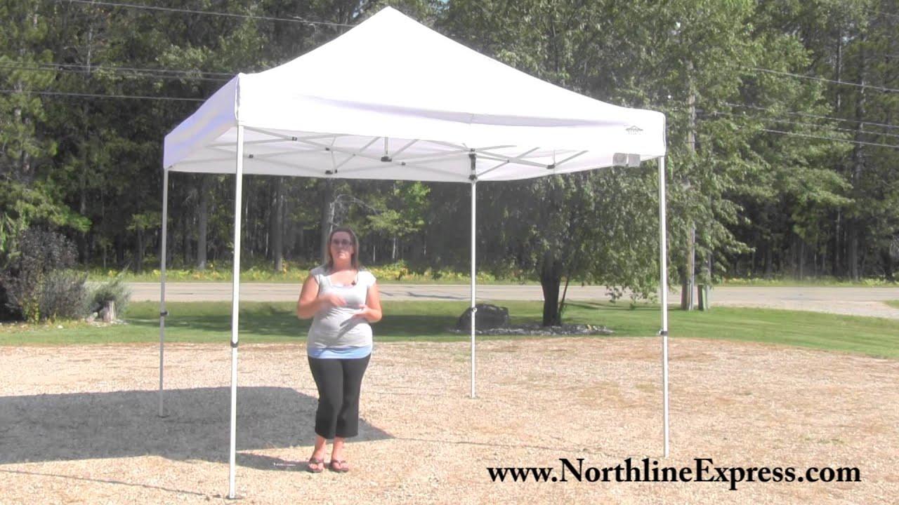 Caravan Canopy Display Shade Canopy & Caravan Canopy Display Shade Canopy - YouTube
