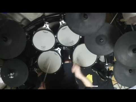 "Girls Dead Monster ""Alchemy"" drum cover by翔"