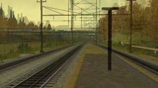 Train Simulator: Morning Railfanning at New Carrollton