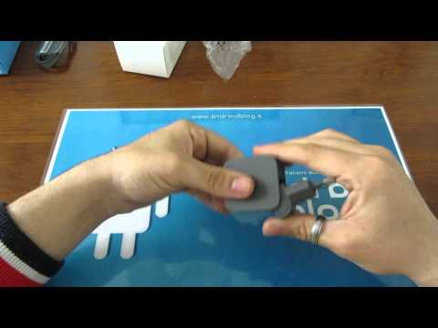HP Slate 8 Pro Unboxing by Androidblog.it