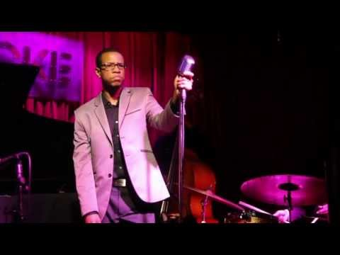 Milton Suggs singing the blues at Smoke (NYC)