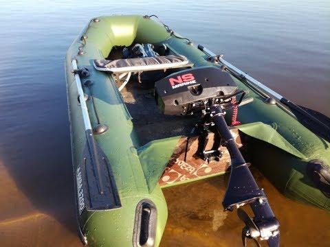Как сделать киль для лодки пвх своими руками видео