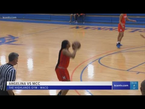 McLennan Shootout: MCC squares off vs. Angelina College