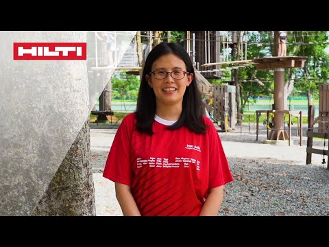 INTRODUCING The Best Thing About Being Part Of Hilti Finance (South Asia & Pacific)