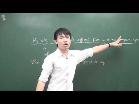 Trực tiếp - Mệnh đề quan hệ - Mod Anh Cao Nhân Trung Tuyensinh247.com