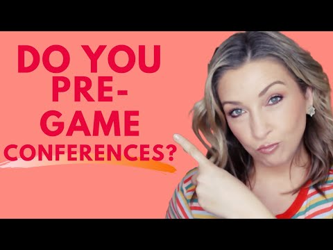 How to prepare for a conference | Career Advice