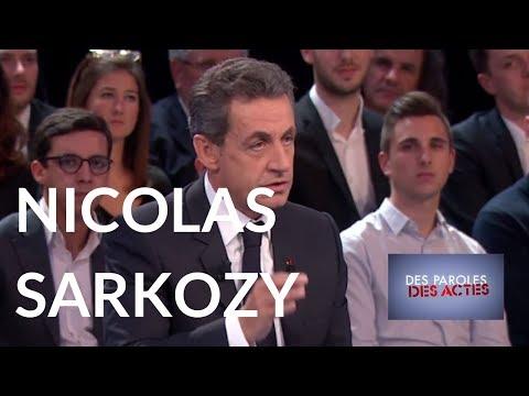 Des paroles et des actes. Invité : Nicolas Sarkozy – Le 4 février 2016 (France 2)