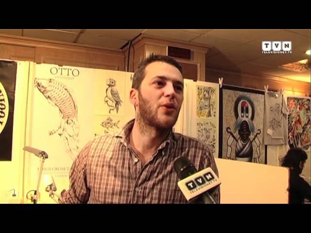 Milano Tattoo Convention 2012 - Tre giorni di pelle e inchiostro