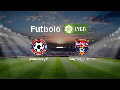 FK Panevezys Banga Gargzdai Goals And Highlights