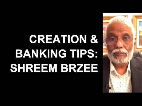 Creation And Banking Tips