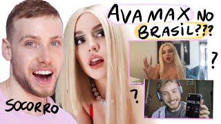 Entrevistei a Ava Max! Lolla? Rock in Rio? Novos samples? NOVA ERA | Igor Saringer