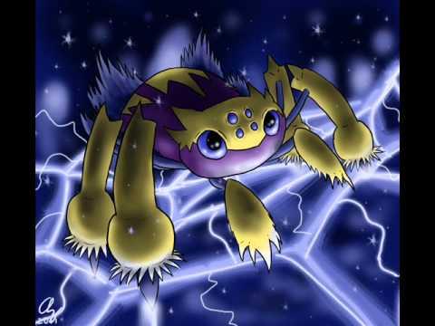 legendary electric pokemon - photo #3