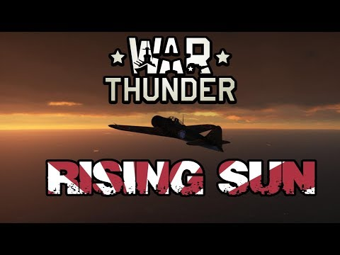 War Thunder - Rising Sun