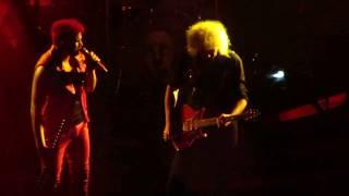 Queen + Adam Lambert - Get Down Make Love,  Chicago July 13 2017