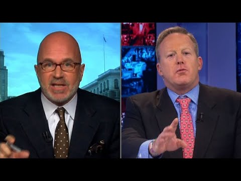 Smerconish's exit interview with Sean Spicer