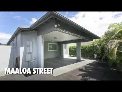 Maaloa Street - Waianae, Hawaii