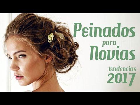Peinados para novias 2017