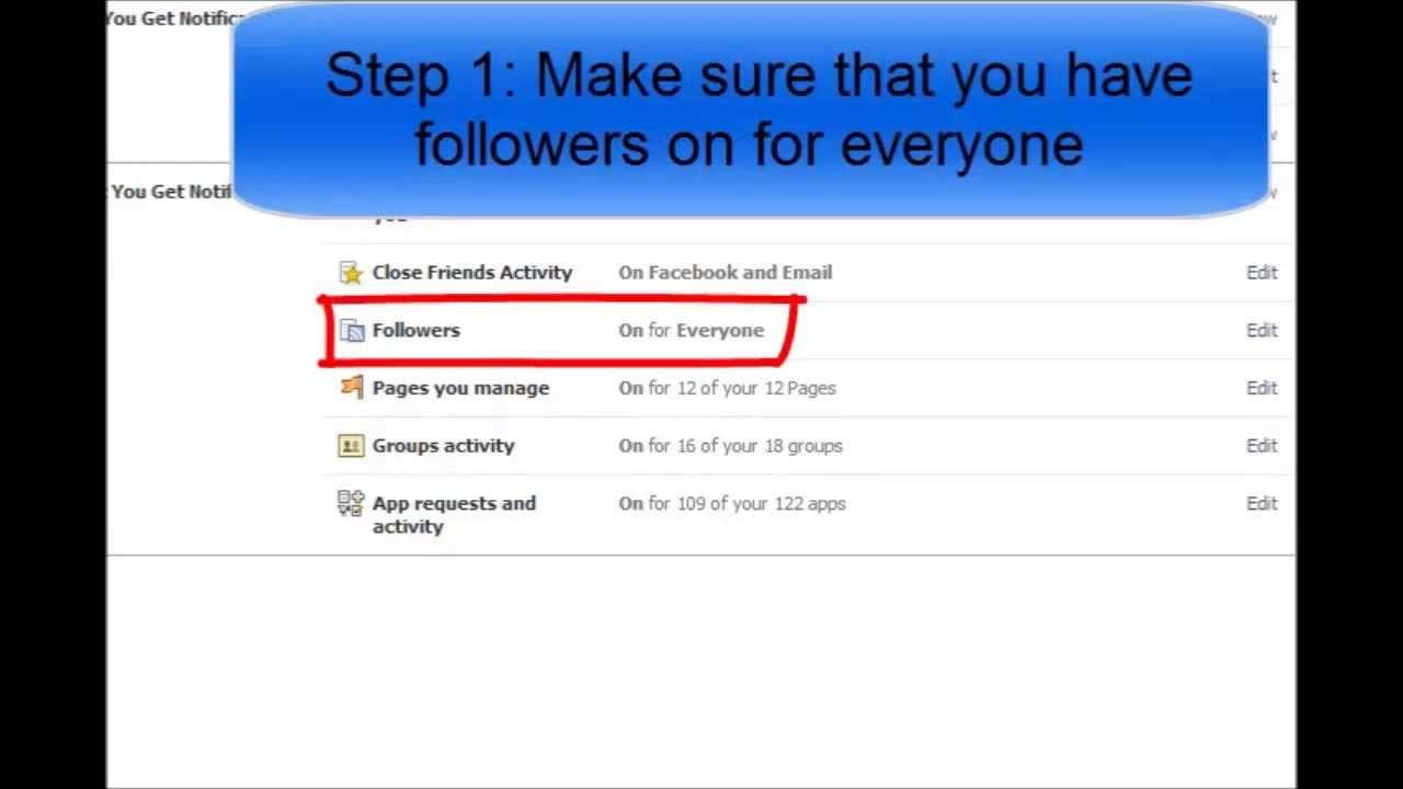 how to more followers on facebook