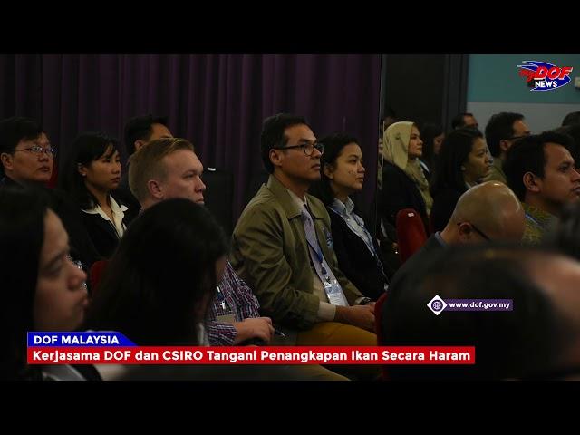 Perasmian Regional Training Workshop On Monitoring, Control & Surveillance Analytics yang diadakan selama 4 hari bermula hari ini 4 November hingga 8 November 2019 di AnCasa Hotel Kuala Lumpur.