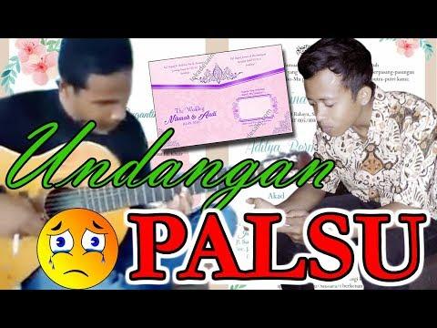 Undangan Palsu (Cover) by Edi Bima - Akustik