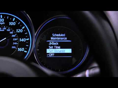 2014 Mazda6 Multi-Information Display Tutorial