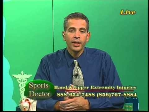 10/24/2002 Sports Doctor with Dr. David Fuller on Hand and U