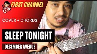 Baixar Guitar Chords: December Avenue: Sleep Tonight OPM guitar tutorial Karaoke Chords