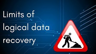 Limits of logical data recovery