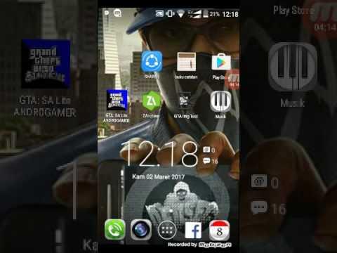 Tutorial Memasukan Mod Motor Drag Di Gta Sa Android