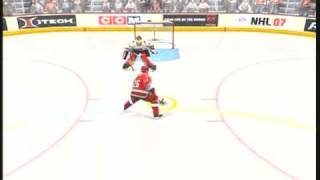 Nhl 07 [Xbox 360] Shoot Out Goal