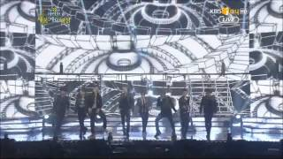130131 22nd Seoul Music Awards   Super Junior M    Break Down