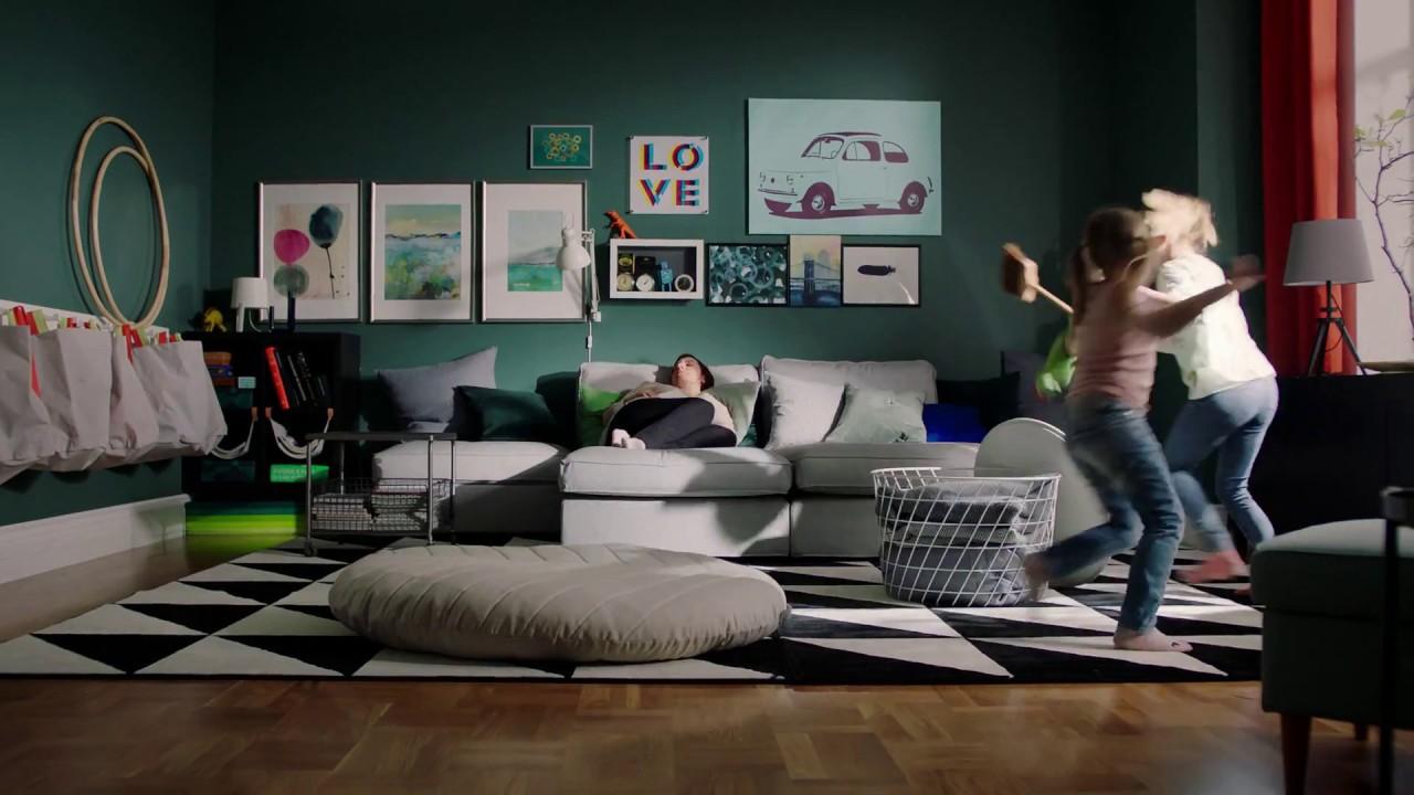 Ikea Fur Dich Ist Es Ein Wohnzimmer Fur Deine Kinder Alles Was