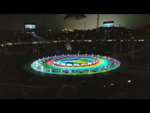 Pyeongchang 2018, olympic closing ceremony, China presentation, Beijing 2022