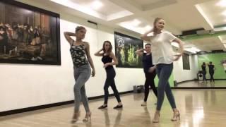 Кизомба (Женский стиль)(, 2016-04-10T15:49:24.000Z)