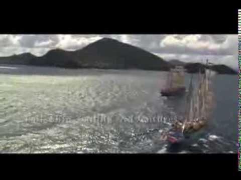 """Drøm deg bort med Star Clippers og Escape Travel med """"song of the earth"""""""